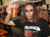 Metallo e birra, solo quello in testa
